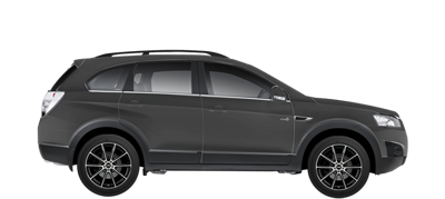 Holden Captiva 2019