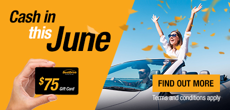 BestDrive End of Financial Year E-Gift Card Promo