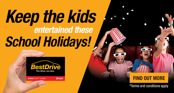 BestDrive Holiday E-Gift Card Promo