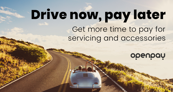 Drive now, pay later with Openpay