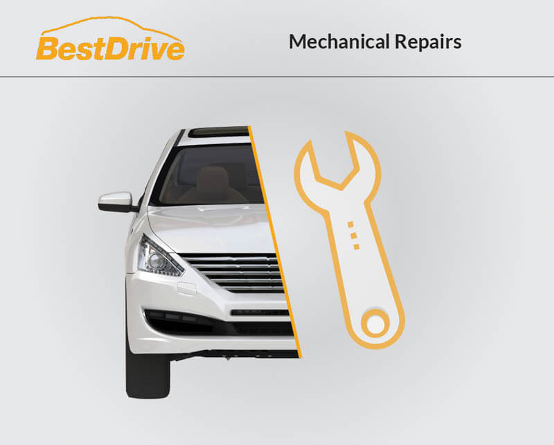 Mechanical Repairs at BestDrive